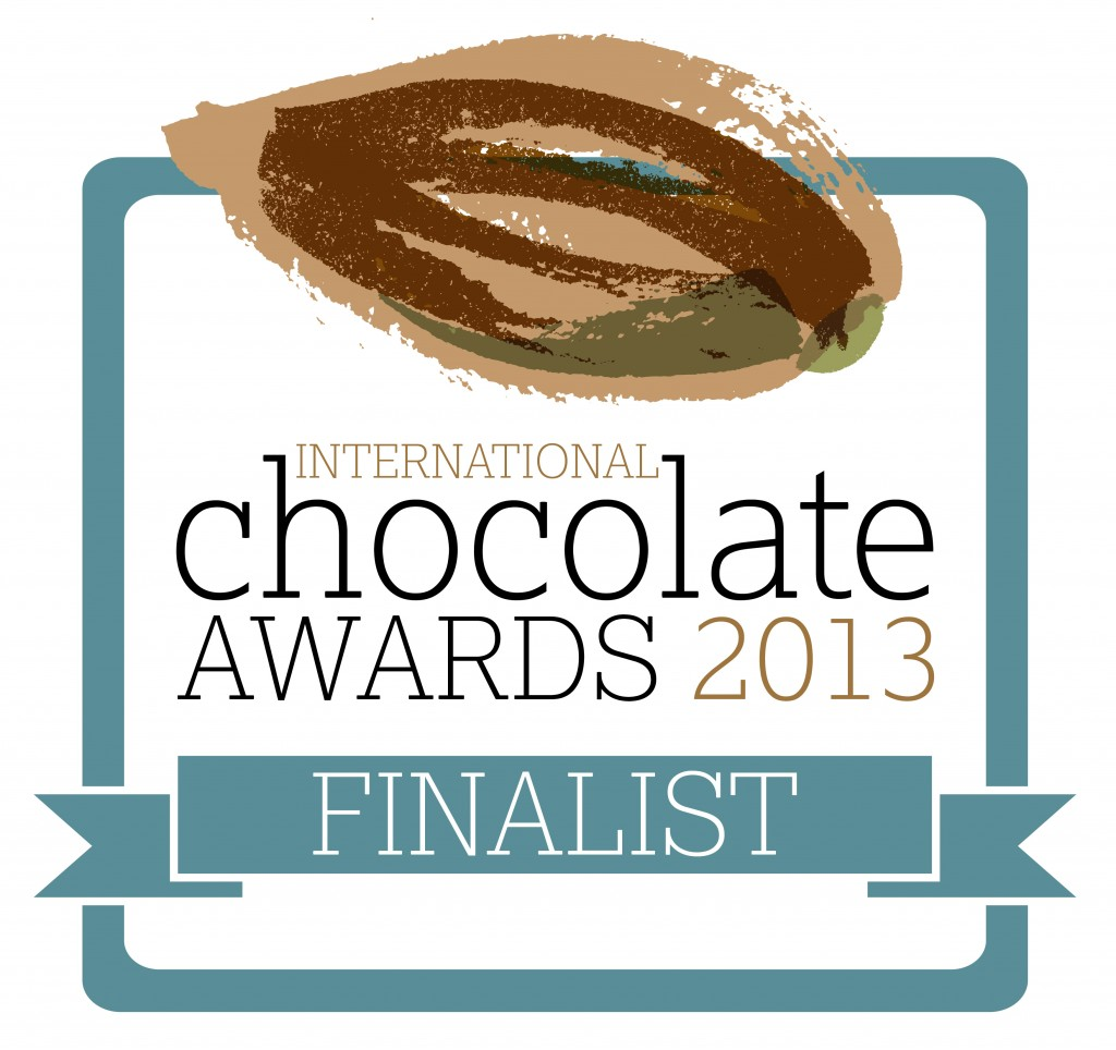 International Chocolate Awards 2013 - Finalist RGB