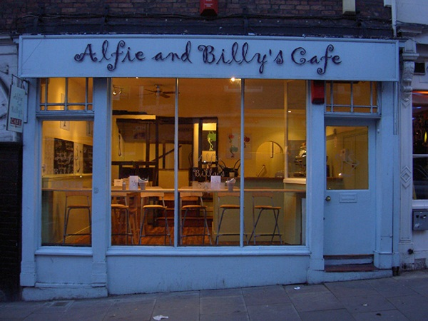Alfier and Billy's Cafe